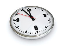 Minutes au minuit Photographie stock libre de droits