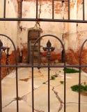 Minuto de cobre Interior-Viejo de Jerónimo Foto de archivo libre de regalías