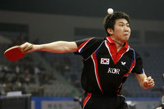 Minuto di RYU Seung (KOR) Fotografia Stock