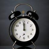 Minuto a la medianoche Foto de archivo