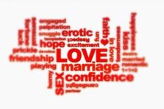 miłość co Obraz Royalty Free
