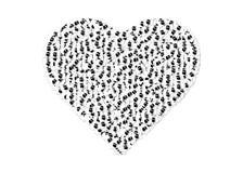 Miłość Corsica Zdjęcie Stock