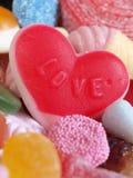 miłość cukierki Zdjęcie Royalty Free