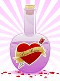 miłość napój miłosny Zdjęcie Royalty Free