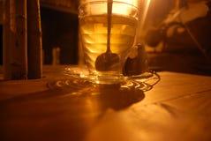 Miodowa herbata Zdjęcie Stock