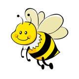 Miodowa pszczoła ilustracji