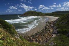 Miodowa wyspa Obraz Royalty Free