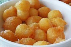 Miodowi donuts Obrazy Royalty Free