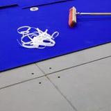 miotły taśma dywanowa nowa Zdjęcia Royalty Free