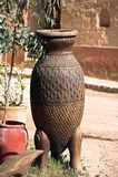 miotacz arabska wody. Obrazy Royalty Free