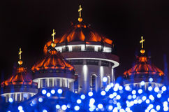 Mioveni Rumänien Royaltyfri Fotografi