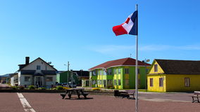 On Miquelon island Royalty Free Stock Images