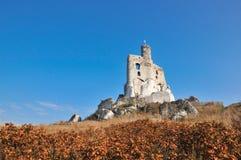 Mirów castle. royalty free stock photos