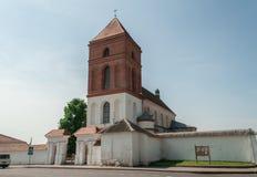 Mir η εκκλησία του Άγιου Βασίλη Στοκ εικόνα με δικαίωμα ελεύθερης χρήσης