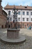 Mir Castle Imagen de archivo libre de regalías