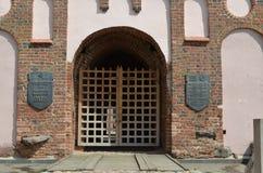 Mir Castle Foto de archivo libre de regalías