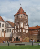 Mir Castle Image stock