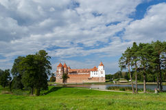 Mir Castle, Belarus Royalty Free Stock Photos