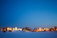 Mir Castle. Belarus royalty free stock images