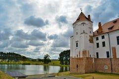 Mir Castle, Belarus. View of part of Mir Castle Complex Stock Image