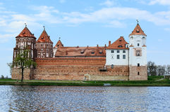 Mir Castle, Belarus Royalty Free Stock Photography