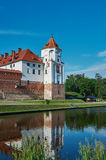 Mir Castle Complex.  Belarus. Royalty Free Stock Photography