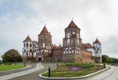 Mir Castle Complex, Belarus Stock Photos