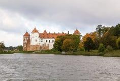 Mir Castle Complex, Belarus Royalty Free Stock Image