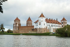 Mir Castle Complex, Belarus Stock Photography