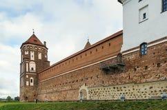 Mir Castle Complex, Belarus Royalty Free Stock Photos