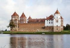 Mir Castle Complex, Belarus Stock Image