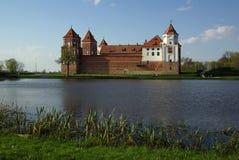 Mir Castle Complex. Belarus Stock Photography