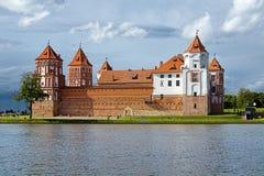 Mir Castle Complex, Belarus Stock Images