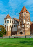 Mir Castle Complex..Belarus. Royalty Free Stock Photos