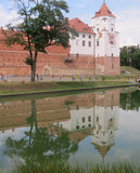 Mir Castle royalty free stock images