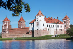 Mir Castle Stock Images