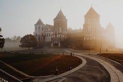 Mir Castle. Stock Photos