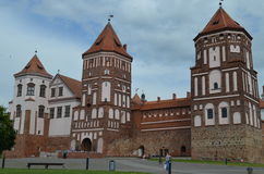 Mir Castle Stock Image