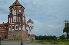 Mir Castle Stock Images