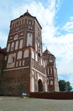 Mir Castle Royalty Free Stock Photos