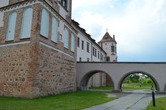Mir Castle Stock Photos
