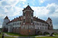 Mir Castle Stock Photography