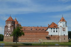 Mir Castle Stock Image