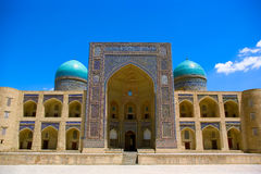 Mir-i Arab madrasah Stock Images