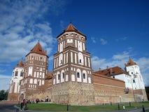 MIR-Schloss stockfoto