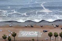 Mira Flore Beach Stock Image