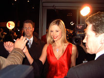 Mira Sorvino Royalty Free Stock Images