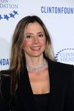 Mira Sorvino. At the Clinton Foundation Gala in Honor of A Decade of Difference,  Palladium, Hollywood, CA 10-14-11 Royalty Free Stock Photo