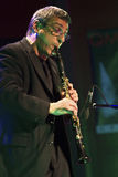 Mirabassi in concert Stock Image