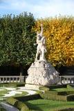 Mirabel Garden Salzburg Austria Fotografering för Bildbyråer